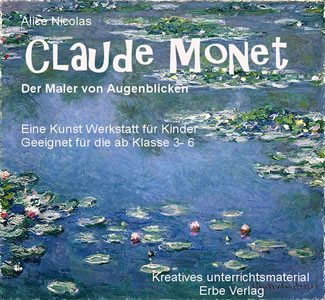 Claude Monet von Alice Nicolas